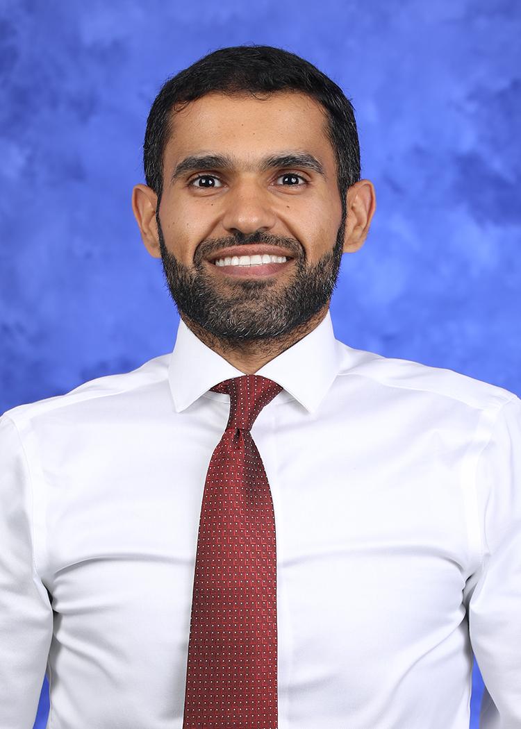A head-and-shoulders professional photo of Abdulmajeed Alruwaili