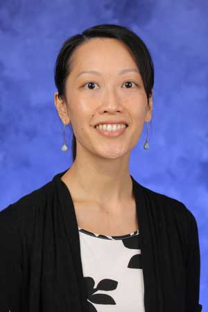 A head-and-shoulders professional photo of Tracie Lin